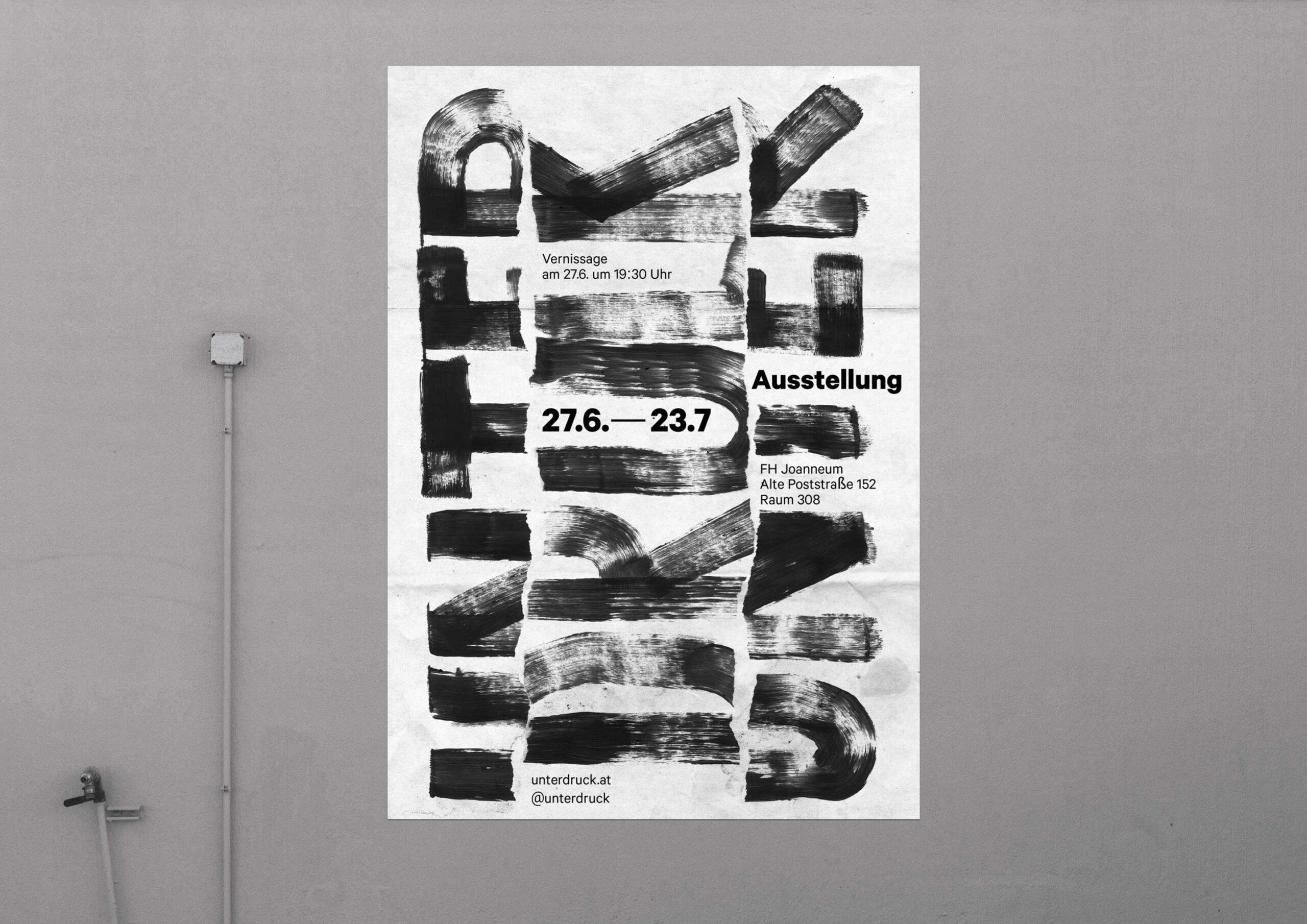 johannakerschensteiner_unter-druck_poster
